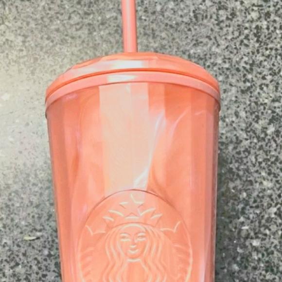 Starbucks 2021 Summer Pink Kaleidoscope